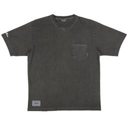 WTAPS Blank SS GPS Loopwheel T-Shirt Black