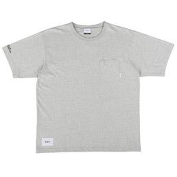 WTAPS Blank SS GPS 02 T-Shirt Black