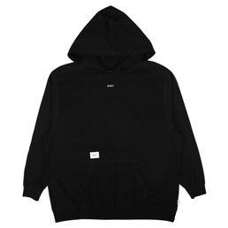 WTAPS L/S Hooded Copo T-Shirt Black