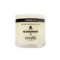 NBHD Number One Candle