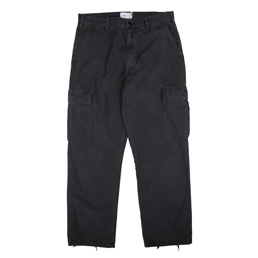 WTAPS Stock Trousers Black