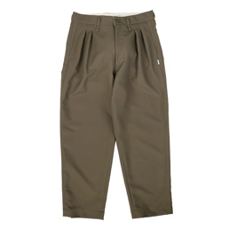 WTAPS Tuck 01 Trouser Olive Drab