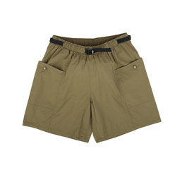 WTAPS Board Shorts Nyco Weather Olive