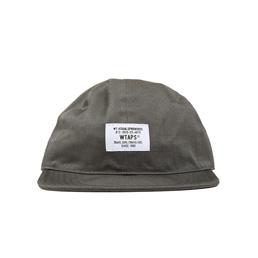 WTAPS A-3 Chino Cap Grey