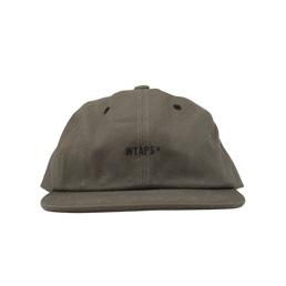 WTAPS T-6 01 Oxford Cap Olive Drab