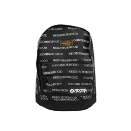 NBHD Logo E-Day Pack Black