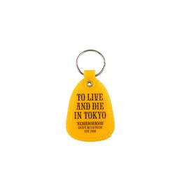 NBHD Tokyo Keyholder Yellow