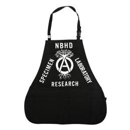 NBHD SRL Tools Apron Black