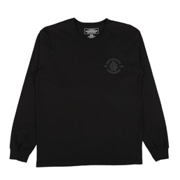 NBHD Sucker LS T-Shirt Black/ Black