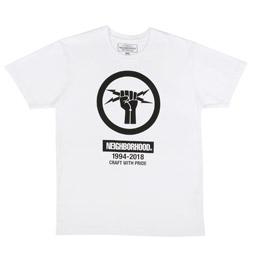 NBHD Unity SS T-Shirt White