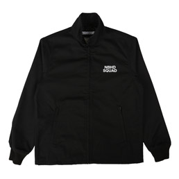 NBHD Squad Jacket Black