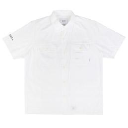 WTAPS Deck SS Shirt White