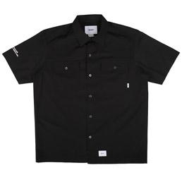 WTAPS Deck SS Shirt Black