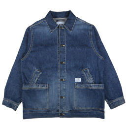 WTAPS Daddy Denim Jacket Indigo
