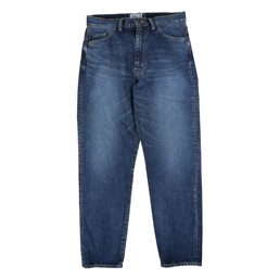 WTAPS Baggie Washed Trousers Denim