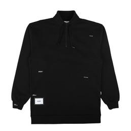 WTAPS Kultur Sweatshirt Black