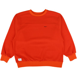 WTAPS Downy Sweatshirt Orange