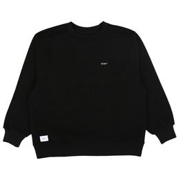 WTAPS Downy Sweatshirt Black