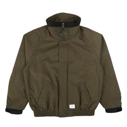 WTAPS Peak Nylon Jacket Olive Drab