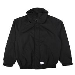 WTAPS Peak Nylon Jacket Black