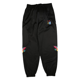 WTAPS Cribs Trousers Black