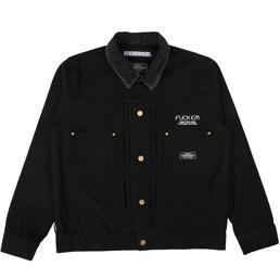 NH Duck Stockman Jacket Black