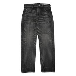 NH Washed Basic Pant Black