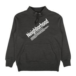 NH Slub LS Sweatshirt Charcoal