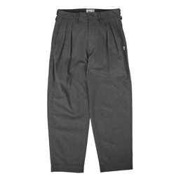 WTAPS Tuck Trousers Ripstop Grey