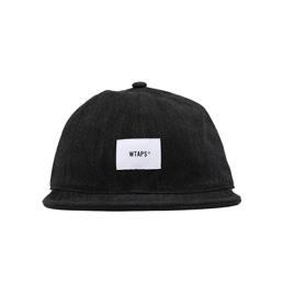 WTAPS A-3 01 Cap Black