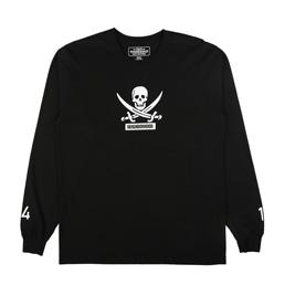 NH Filth And Fury LS T-Shirt Black