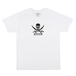 NH Filth And Fury SS T-Shirt White
