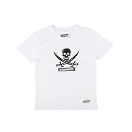 NH 1/3 Filth And Fury SS T-Shirt White
