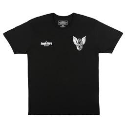 NH X RATS SS T-Shirt Black
