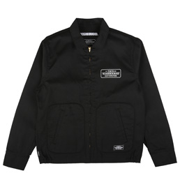 NH Drizzler Jacket Black