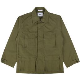 WTAPS Jungle LS Nyco Ripstop Shirt Olive