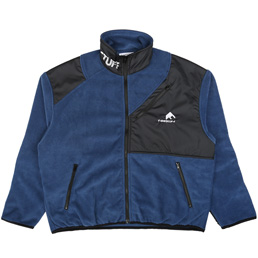 Flagstuff Light F/Z Fleece Jacket Navy/Black