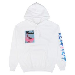 Flagstuff Desperate Situation Hoodie White