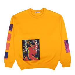 Flagstuff Spectacle Sweat Yellow