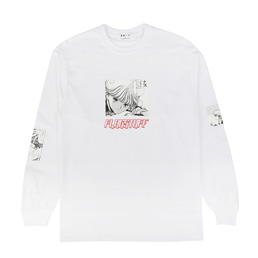 Flagstuff L/S T-Shirt 1 White
