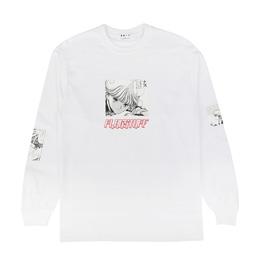 Flagstuff L/S T-Shirt 1 White