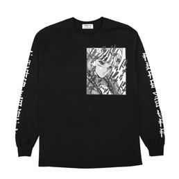 Flagstuff L/S T-Shirt 2 Black