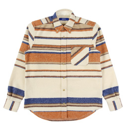Supply Woolrich BD Shirt - Cream