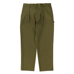 Supply Pleated Pant - Olive