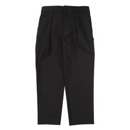 Supply Pleated Pant - Black