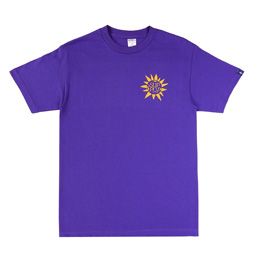 Supply Soulside SS T-Shirt Purple