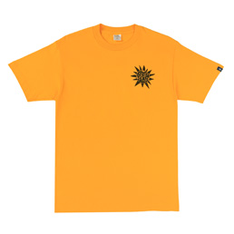 Supply Soulside SS T-Shirt Gold