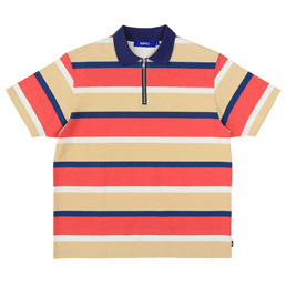 Supply Stripe Polo - Multi
