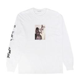Flagstuff Vigilante L/S T-Shirt White