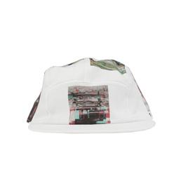 Flagstuff 3M Jet Cap White
